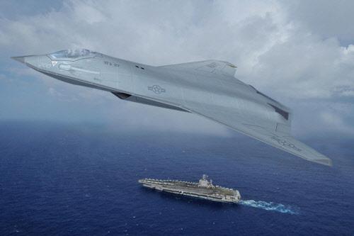 미국, F-35 능가 하는 6세대 전투기 개발 착수